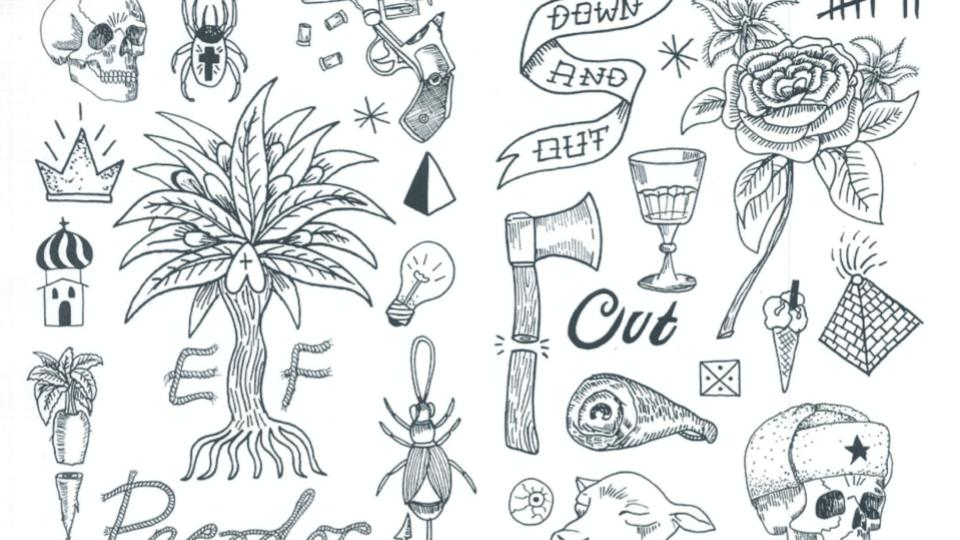 lots of patch images for levis