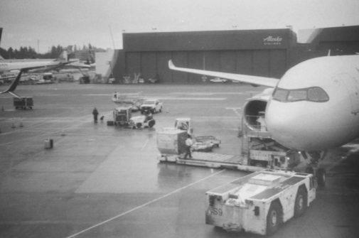 image of Seatac airport