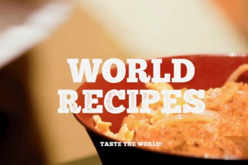 katsudon world recipes