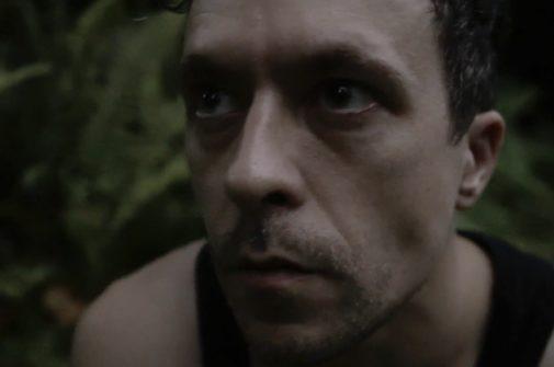 Jamie Winder as the tattooed man