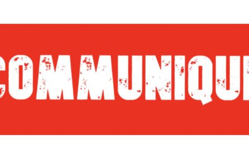 Communique logo live streaming and dj mixes