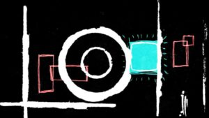hand drawn, synesthetic inspired animation